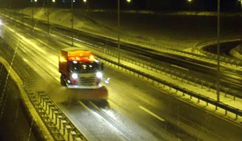 Redovno i zimsko održavanje autoputa i pripadajućih objekata Gradiška – Banja Luka
