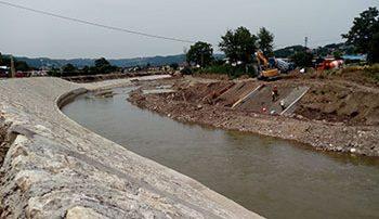 Izgradnja mjera zaštite od poplava u Tesliću i Kostajnici TG 17