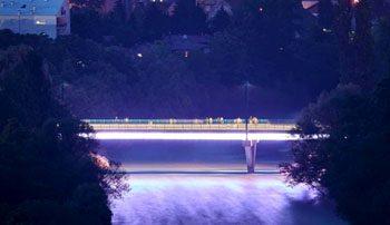 """Završena izgradnja novog """"zelenog"""" mosta"""